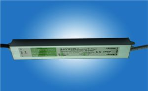 20W Waterproof Constant Voltage LED Driver (GPE-WLD-20V) pictures & photos