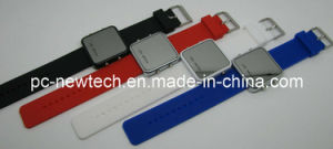 LED Watch with Silicon Band (LW-003)