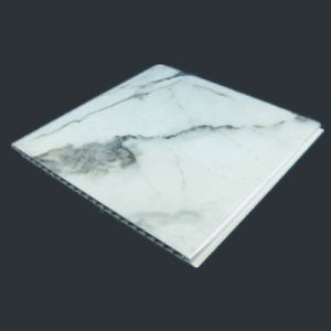 Marble Color Lamination PVC Panel PVC Ceiling Wall Panel 20/25/30cm Width pictures & photos