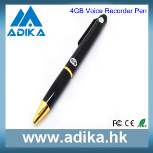 4GB Voice Recorder Pen