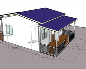 Fast Installation Cheep Price Prefabricated Buildings pictures & photos