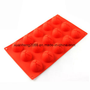 Food Grade Silicone Cake Chocolate Mold pictures & photos