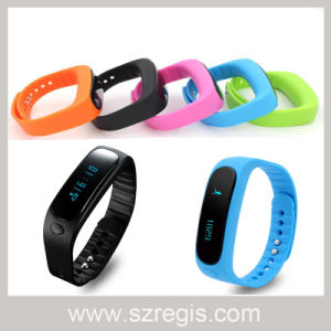 Sports Waterproof Sleep Health Monitoring Bluetooth Smart Bracelet pictures & photos
