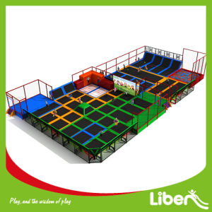 Size Can Be Customized Indoor Jump Trampoline Park Bed pictures & photos