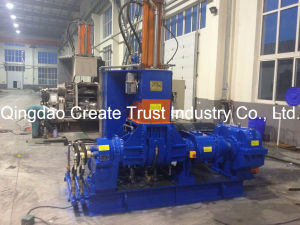 High Technical Rubber Kneader Machine with PLC Automatic Control System pictures & photos
