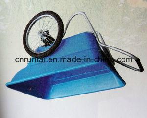 Competitive Price Double Wheel Wheelbarrow pictures & photos