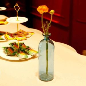 Colorful Glass Bottle/Glass Vase/Beverage Bottle/Glassware pictures & photos
