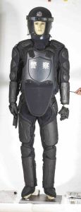 Anti-Riot Control Bulletproof Suit Body Protector pictures & photos