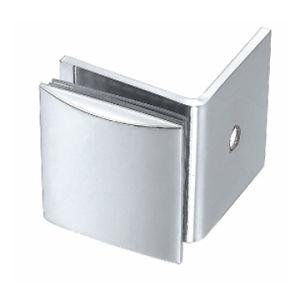 Glass Square Connector for Bathroom Door (KTW08-003)