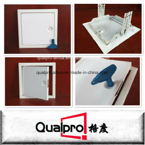 Steel Sheet Drywall Trapdoor with Nylon Opening AP7010 pictures & photos