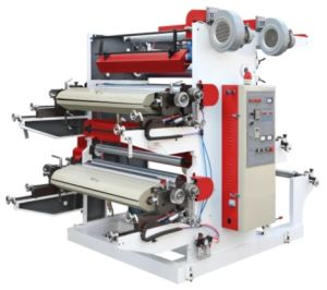 2 Color Flexo Printing Machine Gyt pictures & photos