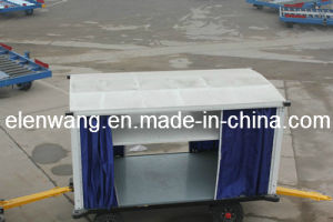 Baggage Cart for Airport Gw-Ae06-7 pictures & photos