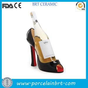 Decorative Sexy High Heel Shoe Wine Holder pictures & photos