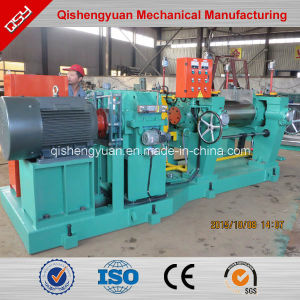 Cast Steel or Cast Iron Xk-450 Rubber Mixing Mill pictures & photos