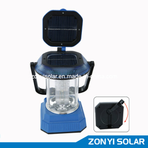 Solar Camping Light (solar+Hand crank) of Zy-T92A pictures & photos