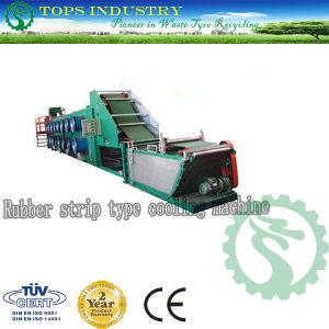 Rubber Strip Type Cooling Machine (tops-600) pictures & photos