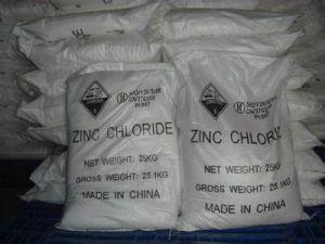 95%, 98% Zinc Chloride /Zinc Chloride Salt /Zinc Chloride Powder/Zinc Chloride pictures & photos