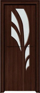 Asia Latest Design PVC Interior Wooden Doors (EI-P159) pictures & photos