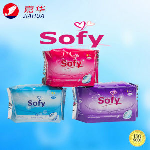 Overnight 330&380mm Lady Sanitary Pad pictures & photos