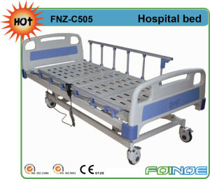 Fnz-C505 CE Approved Cheap Hospital Bed pictures & photos
