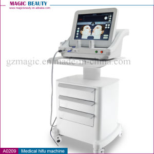 A0209 High Intensity Focused Ultrasound Cosmetic Equipment Hifu Face Lift pictures & photos
