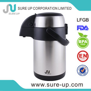 New Style Hot Sale Ss Stainless Steel Vacuum Tea Pot (ASUS) pictures & photos
