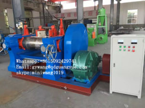 Rubber Open Mixing Mill for Rubber Sheet or Rubber &Plastic Mixing pictures & photos