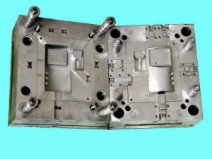 Plastic Mould for Calculating Part