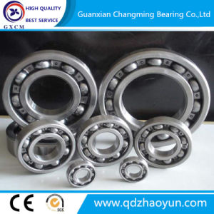 China Factory Deep Groove Ball Bearing Motorcycle Parts (6301 ZZ RS OPEN) pictures & photos