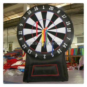 Popular Sport Game Inflatable Dart Board Cheap Price