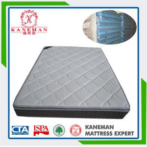 Queen Size Latex Mattress Pocket Spring High Density Foam Mattress pictures & photos