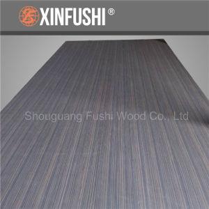 Natural Teak Fancy Plywood 1220*2440*4mm, Teak Veneer Plywood pictures & photos