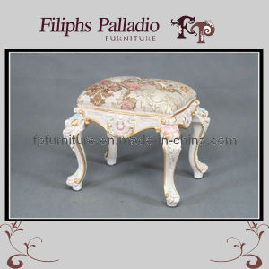 Italian Classic Bedroom Furniture - Italian Dressing Chair (9909ZD)