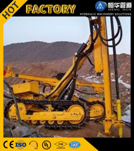 300m Portable DTH Hammer Water Well Drilling Rig pictures & photos