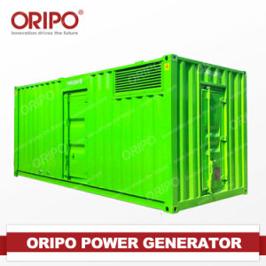 Power Genset Engine Enclosed Silent Container Type Diesel Generator Set pictures & photos
