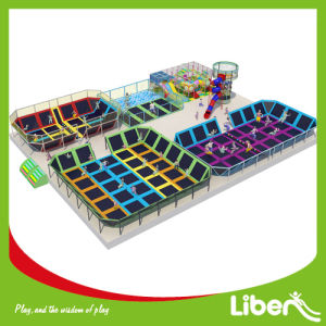 Professional Manufacturer Best Selling Educational Indoor Trampoline pictures & photos