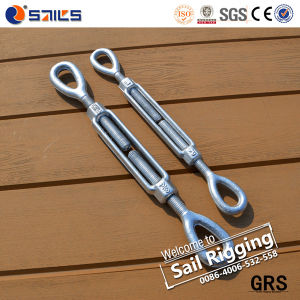 Hot DIP Galvanized Us Type Turnbuckle with Eye and Eye pictures & photos