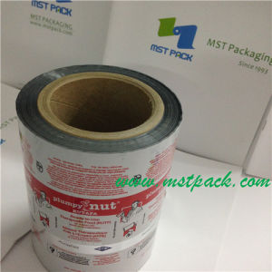 Plastic Laminating Roll Film; Snacks Packaging Film pictures & photos