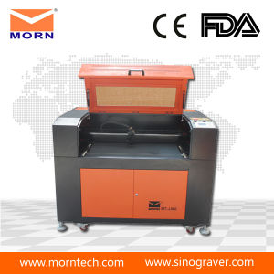 Ce FDA CO2 Glass Tube Laser Cutting Engraving Equipment pictures & photos