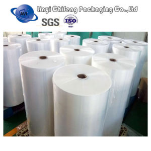 Low Density Polyethylene Film Roll/LDPE/LLDPE Film Roll for Packaging pictures & photos