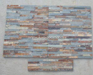 Natural Slate Cultural Stone / Slate Building Stone for Wall Building pictures & photos