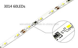 High Efficiency 60LEDs/M 7.2W/M 3014 Flexible LED Strip pictures & photos