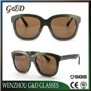 New Design High Quality Acetate Fashion Sunglasses Lh02 85 pictures & photos