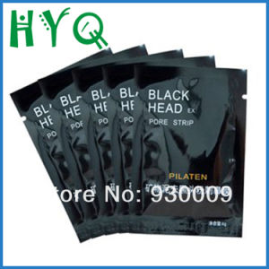 Pilaten Minerals Conk Black Mud Mask Nose Blackhead Remover Deep Cleansing Peeling off Nose Mask pictures & photos