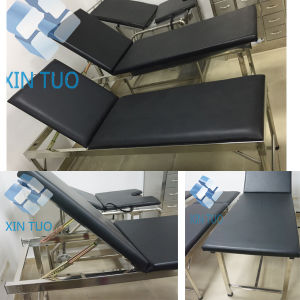 Electric Physical Therapy Bed Manufature Treatment Table pictures & photos