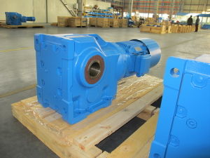 Standard Helical Bevel Gear Box pictures & photos