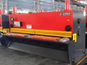 Automatic Hydraulic Guillotine Shearing Machine pictures & photos