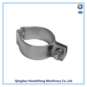 Cast Iron Hose Clamp OEM Design Is Welcomed pictures & photos