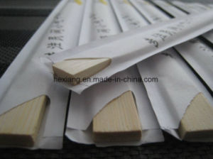 New Paper Envelope Sleeves Disposable Bamboo Chopsticks for Sushi pictures & photos