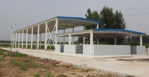 Steel Structure Warehouse and Steel Hall (ZY368) pictures & photos